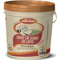 Doce de Leite Soro Áurea 4,8kg - Cod. 7896180710029