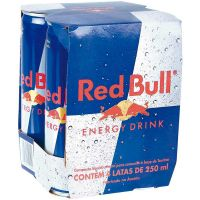Energético Red Bull 250ml - Cod. 9002490100490C4
