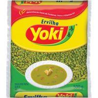 Ervilha Partida Yoki 500g - Cod. 7891095100361