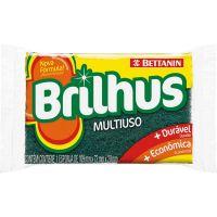 Esponja Brilhus Multiuso | Caixa com 120 - Cod. 7896001004511C120