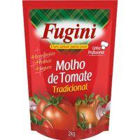 Extrato De Tomate Fugini 2Kg - Cod. 7897517206345