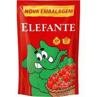 Extrato de Tomate Sachê Elefante 2Kg - Cod. 7896036097823