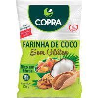 Farinha de Coco Copra 100g - Cod. 17898905356632