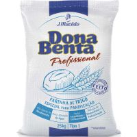 Farinha de Trigo Dona Benta 25Kg - Cod. 7896005212301