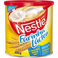 Farinha Láctea Nestlé 400g - Cod. 7891000252604