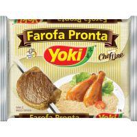 Farofa Yoki Pronta Mandioca 2kg - Cod. 7891095308002