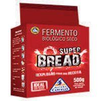 Fermento Instantâneo Biológico Super Bread 500g - Cod. 7898922091250