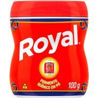 Fermento Químico Royal 100g - Cod. 7622300119607