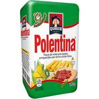 Floco de Milho Polentina Quaker 500g - Cod. 7894321631011