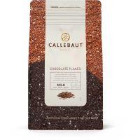 Flocos ao Leite Grande Split 9M-U73 Callebaut 1kg - Cod. 5410522516357