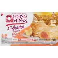 Folhado Banana com Canela Forno de Minas 240g - Cod. 7896074600672