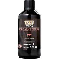 Fundo Concentrado Carne Chef Nestlé 1L - Cod. 7613034468161
