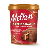 Ganache Harald Melken Chocolate Ao Leite 1Kg - Cod. 7897077808362