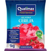 Gelatina Cereja Qualimax 1kg - Cod. 7891122113111