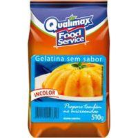 Gelatina Sem Sabor Qualimax 510g - Cod. 7891122123318
