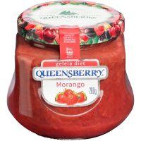 Geléia Diet Morango Queensberry 280g - Cod. 7896214533006