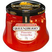 Geléia Pimenta Vermelha Gourmet Queensberry 320g - Cod. 7896214532924