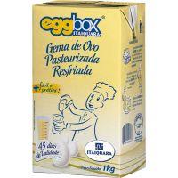 Gema de Ovo Líquida Pasteurizada Resfriada Itaiquara 1kg - Cod. 7896545502313