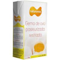 Gema Pasteurizada Naturovos 1kg - Cod. 7896715606582