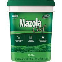 Gordura Chef Mazola Cargill Balde 14,5kg - Cod. 7896036097984