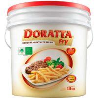Gordura de Palma Doratta Fry Balde 15kg - Cod. 7898354671372