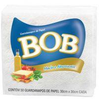 Guardanapo Bob 30x30cm | Fardo com 12x50un - Cod. 7896089404715