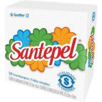 Guardanapo Folha Simples Santepel 33X30cm - Cod. 7896110083636