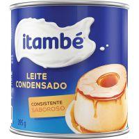 Leite Condensado Itambé 395g | Caixa com 24un - Cod. 7896051115038C24