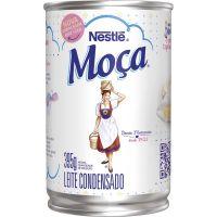 Leite Condensado Lata Moça Nestlé 395g - Cod. 7891000100103