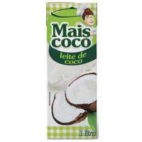 Leite de Coco Mais Coco Tetra Pak 1L - Cod. 7896004401782