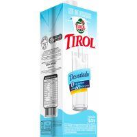Leite Desnatado Tirol 1L - Cod. 17896256600244C12