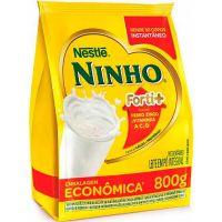 Leite em Pó Integral Instantâneo Ninho Nestlé 800g - Cod. 7891000071397