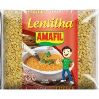 Lentilha Amafil 500 G - Cod. 7896035950037C10