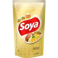 Maionese Sachê Soya 1kg - Cod. 7891080405105