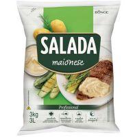 Maionese Salada Bunge Bag 3kg - Cod. 7891080166471
