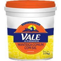Manteiga Com Sal Vale Da Canastra 10kg - Cod. 742832325936