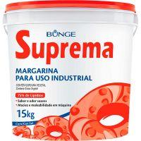 Margarina 75% Suprema 15kg - Cod. 7891080401817