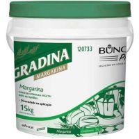 Margarina 80% Lipídios Gradina 15kg - Cod. 7891080120756