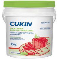 Margarina Cukin 15Kg - Cod. 7891080403729