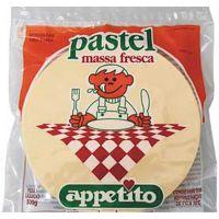 Massa Appetito Pastel PM 500g - Cod. 7896318310022