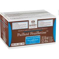 Massa Folhada Crocante Callebaut 2,5kg - Cod. 3073417100479