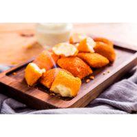 Crispy de Queijo Gouda Congelado Mccain Empanado Pacote 1kg | Caixa com 6 unidades - Cod. 8710438107685C6