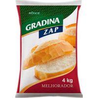 Melhorador Zap Gradina 4kg - Cod. 7891080150197