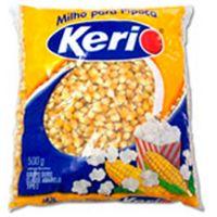 Milho de Pipoca Keri 500g   Caixa com 20un - Cod. 7891095100286C20