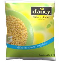 Milho Verde Congelado Daucy 1kg - Cod. 3248451064104