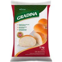 Mistura Para Pão de Batata Gradina 5kg - Cod. 7891080150173