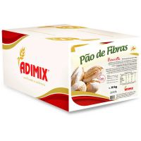 Mistura para Pão de Fibras Leve Adimix 10kg - Cod. 7898228370165