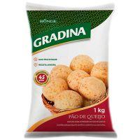 Mistura Para Pão de Queijo Gradina 1kg - Cod. 7891080150265