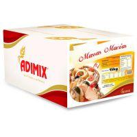 Mistura para Pão Massas Macias Adimix 15kg - Cod. 7898228370332