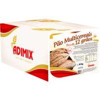 Mistura para Pão Multicereais Leve Adimix 10kg - Cod. 7898228370691